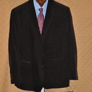 Ralph Lauren Black Label Brown Corduroy Sport Coat